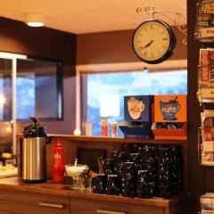Апартаменты Hordatun Apartments гостиничный бар