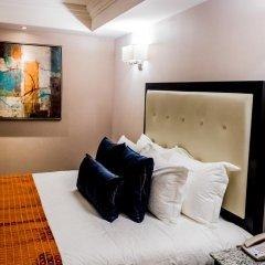 Hotel Ticuán 3* Студия Делюкс с различными типами кроватей
