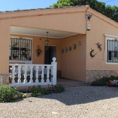Отель Casa de la Loma парковка