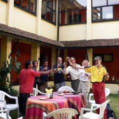 Отель Planet Bhaktapur Непал, Бхактапур - отзывы, цены и фото номеров - забронировать отель Planet Bhaktapur онлайн питание фото 2