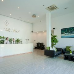Paragon Villa Hotel Nha Trang интерьер отеля фото 3
