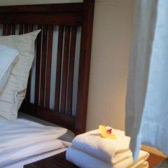 Hotel Guldsmeden Aarhus 3* Стандартный номер с двуспальной кроватью (общая ванная комната)