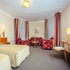Гостиница Октябрьская 4* Стандартный номер с различными типами кроватей фото 21