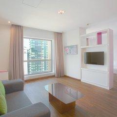Ramada Hotel & Suites by Wyndham JBR 4* Номер Делюкс с двуспальной кроватью фото 10