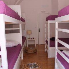 Lost Inn Lisbon Hostel Кровать в общем номере фото 14