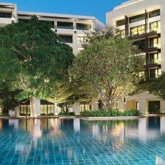 Siam Kempinski Hotel Bangkok 5* Улучшенный номер разные типы кроватей фото 3