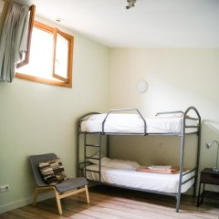 Mad4you Hostel Кровать в общем номере с двухъярусной кроватью фото 20
