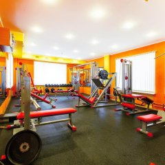 Загородный отель Райвола фитнесс-зал фото 2