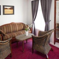 Kjøbmandsgaarden Hotel 3* Стандартный семейный номер с двуспальной кроватью фото 2