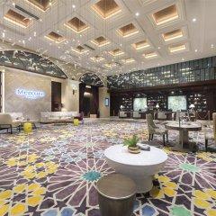 Отель Mercure Xiamen Exhibition Centre Китай, Сямынь - отзывы, цены и фото номеров - забронировать отель Mercure Xiamen Exhibition Centre онлайн интерьер отеля