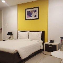 Minh Khang Hotel 3* Номер Делюкс с различными типами кроватей фото 6