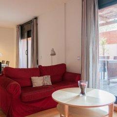 Апартаменты Vivobarcelona Apartments - Princep Барселона комната для гостей фото 3