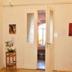 Отель Private Gästezimmer bei Ila Zimmerling Германия, Дрезден - отзывы, цены и фото номеров - забронировать отель Private Gästezimmer bei Ila Zimmerling онлайн комната для гостей фото 2