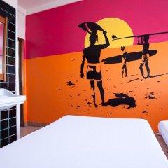Hostel & Surfcamp 55 Стандартный номер разные типы кроватей фото 4