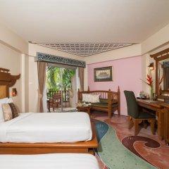 Отель Aonang Princeville Villa Resort and Spa 4* Номер Делюкс с различными типами кроватей фото 4