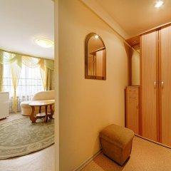 Гостиница «Барнаул» 3* Люкс с различными типами кроватей фото 3