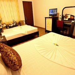 Hanoi Golden Hotel 3* Номер Делюкс с 2 отдельными кроватями фото 2