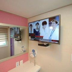 Dongdaemun Hwasin Hostel Стандартный номер с различными типами кроватей фото 3