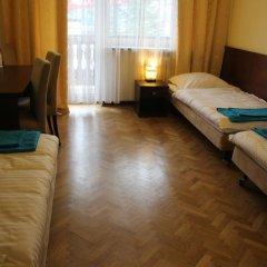 Отель Dafne Zakopane 3* Стандартный номер с различными типами кроватей фото 3