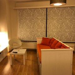 Отель Brussels Roi Baudouin Apartment Бельгия, Брюссель - отзывы, цены и фото номеров - забронировать отель Brussels Roi Baudouin Apartment онлайн комната для гостей фото 5