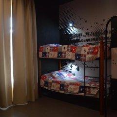 Hostel Racing Paradise Кровать в общем номере с двухъярусной кроватью фото 15