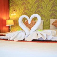 Отель Chaweng Park Place 2* Номер Делюкс с различными типами кроватей фото 47