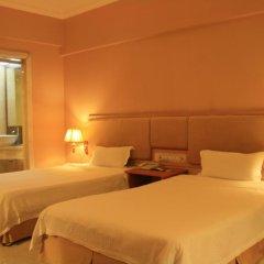 Guangzhou Pengda Hotel 3* Номер Бизнес с различными типами кроватей