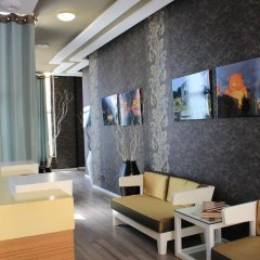 Апартаменты Eval Apartments интерьер отеля