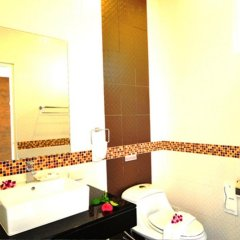 Отель Phuket Jula Place 3* Улучшенный номер с различными типами кроватей фото 14