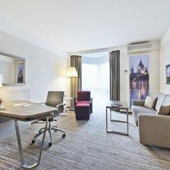 Отель Crowne Plaza Hannover 4* Стандартный номер с различными типами кроватей фото 6