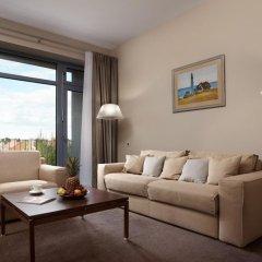 Гостиница ВеличЪ Country Club 4* Улучшенные апартаменты с различными типами кроватей фото 3