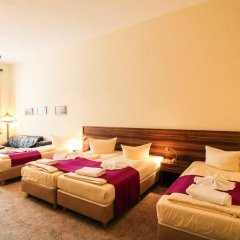 Отель Hotelpension Margrit 2* Стандартный номер с различными типами кроватей фото 10