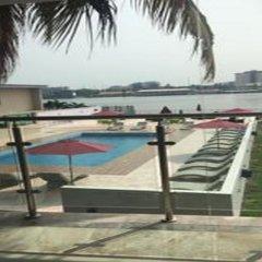 Отель Tivoli Garden Ikoyi Waterfront Нигерия, Лагос - отзывы, цены и фото номеров - забронировать отель Tivoli Garden Ikoyi Waterfront онлайн балкон