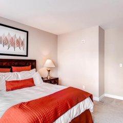 Отель Bridgestreet at Newseum Residences комната для гостей фото 5