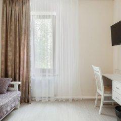 Гостиница Asiya Стандартный семейный номер разные типы кроватей фото 8