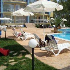 Отель Marack Apartments Болгария, Солнечный берег - отзывы, цены и фото номеров - забронировать отель Marack Apartments онлайн бассейн фото 2