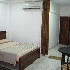 Отель Zak Residence Шри-Ланка, Коломбо - отзывы, цены и фото номеров - забронировать отель Zak Residence онлайн комната для гостей фото 5
