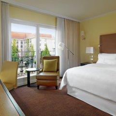 Отель The Westin Grand, Berlin 5* Стандартный номер разные типы кроватей