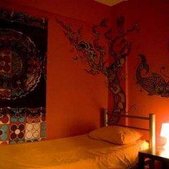Stray Cat Hostel Кровать в общем номере двухъярусные кровати фото 5