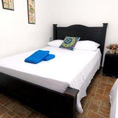 Отель Hostal Pajara Pinta Номер Комфорт с различными типами кроватей