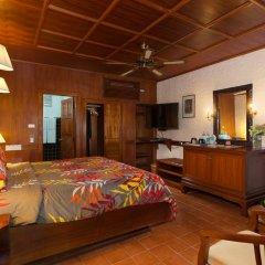 Отель Tropica Bungalow Resort комната для гостей фото 2
