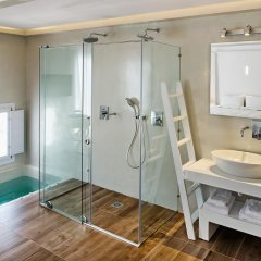Отель Cavo Bianco 5* Люкс с различными типами кроватей фото 2