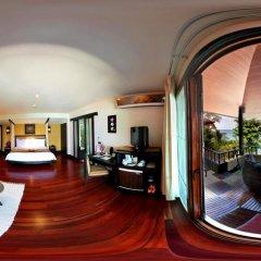 Отель Andaman White Beach Resort 4* Номер Делюкс с различными типами кроватей фото 10
