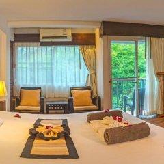 Отель Aonang All Seasons Beach Resort 3* Улучшенный номер с различными типами кроватей фото 6