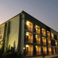 Отель Paradise Park Laemchabang 3* Студия с различными типами кроватей фото 4