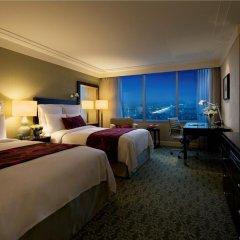 JW Marriott Hotel Seoul 5* Улучшенный номер с различными типами кроватей фото 6