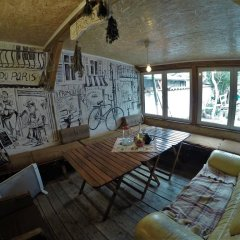 Hikers Hostel комната для гостей фото 5