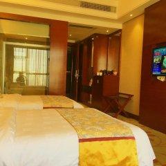 Lijing International Hotel комната для гостей