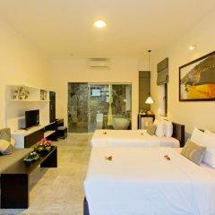 Отель Phu Thinh Boutique Resort & Spa 4* Полулюкс с 2 отдельными кроватями фото 5