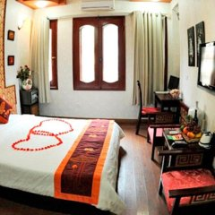 Отель Hanoi Central Homestay 3* Улучшенный номер фото 6
